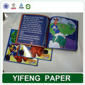 colorati di alta qualità bambini facile cartoon bambini libro di storia inglese per i bambini