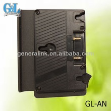 Sony/Anton Bauer Gold Mount Battery Plate