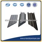 aluminum sliding window parts