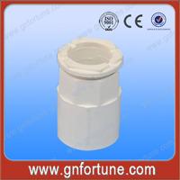 PVC Pipe Fittings 20mm Plastic Male Bushes