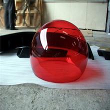 acrylic half ball,acrylic ball chair