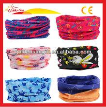 Promotional Hot Sale Multifunctional Polyester Microfiber Multifunction Headwear Bandana