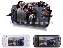 Portable JXD S5800 Quad Core Game Console Wifi 3G Function