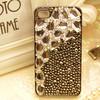 Bling diamond crystal back cover case for iphone 4,rhinestone crystal bling case for iphone 5,luxury bling crystal rhinestone ca