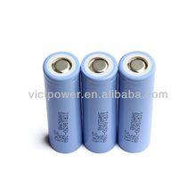 lithium battery 18650 samsung 18650 2800mah