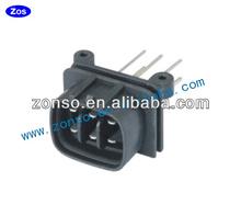 6pin male PCB auto connector
