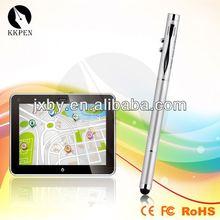 4 In 1 Ball Pen Led Light Pda Laser Pointer ,stylus pen laser led