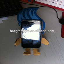 Made in China funny cell phone holder for desk fit for any size moble phone metal holder