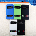 Newest flip cover case for huawei ascend g510
