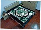wholesale polyester flannel mink blankets
