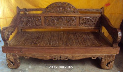 De Bench De Teck Old