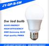LED Bulb 5w 2014 hotsale garment shop interior design