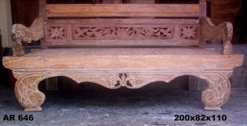 De Jabli De Teck Bench
