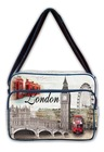 Promotion custom oem london school bagmen leather satchel bags