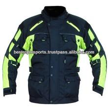 waterproof motorbike cordura jacket