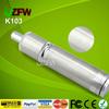 2014 new itemsecig k103 mechanical mod,silverback k103 vape,vaporizer k103