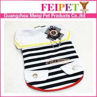 Unique color stripe design bulk dog costume