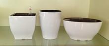 flower pots in set, flower pots sell for set, one set flower pots