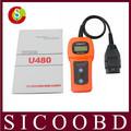 Wunderbare neueste Version auto diagnosetool u 480 memo-scanner Motorschaden code-leser u480 kann obd ii-scanner- beste