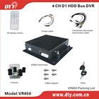 Fine 4channel full d1 security hdd car dvr software upgrades.VR850