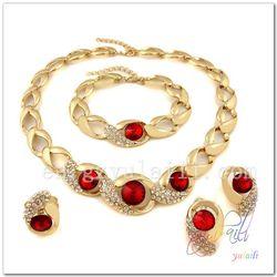 Big custom jewelry sets \ Imitation jewellery \ wholesale fashion jewelry sets Dubai