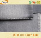 cotton poly elastane light grey color denim fabric