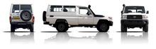 Brand New Toyota Land Cruiser HZJ78 Hardtop New