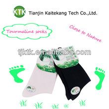 Antibacterial Bamboo fiber socks/Foot massage/wholesale