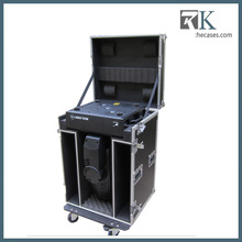 RK Portable aluminium led light demo flight case,demo road case,demo rack case