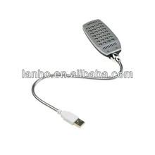 2014 New Bright 28 LED USB Flexible White Light Lamp For PC Home Camp