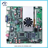 Intel Celeron 1037U Thin Motherboard Mini ITX Mainboard