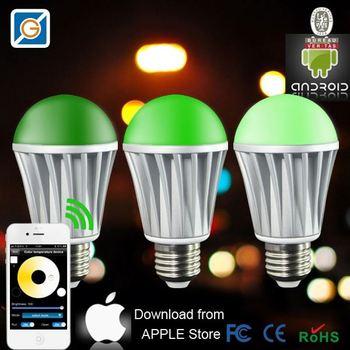 wifi tuning light,WiFi LED Bulb