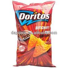 corn doritos tortilla snack making machine