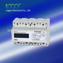 Panel mounted kwh meter Single phase watt meter Digital watt hour meter kwh meter digital energy meter electronic meter