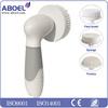 Exfoliation brush set spin body cleansing brush facial massager machine price