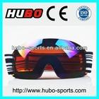 Newest frameless design snow goggles custom cheap ski goggles