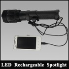 flashlights cree xm-lt6 police electrical shotgun