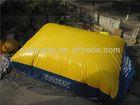 inflatable jump air bag for skiing,big air bag for snowboard
