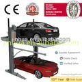 la inclinación 2014 aparcar dos puesto de estacionamiento de doble nivel equipos ce para la venta del fabricante de china baratos dos post levante