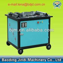 Machinery Bending Maximum bending diameter 50mm eiectric bender,bar bender machine for sale price