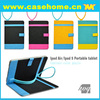 Stand case with hand strap and holding for IPAD 5