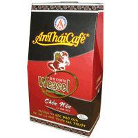 Ground Vietnamese coffee