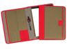 ADACF - 0061 fashion a4 leather folder organizer / popular leather sample folders / leather decorative file folder holder