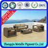 price of coated aluminum powder for patio furniture ZQ-8081