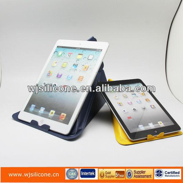 PU leather unique design case for ipad air and ipad mini