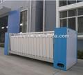 De vapor, eléctrica, de gas, sábanas de glp de rodillos de hierro/tela de la máquina de planchar/planchadora-secadora 1600mm, 1800mm, 2200mm, 2500mm, 2800mm, 3000mm