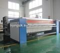 Lj planchadora industrial, hierros para hoteles, servicio de lavandería