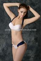 2014 lastest design!Fashion junior girl bikini swimsuit
