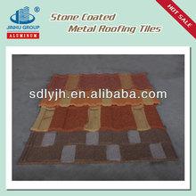 stone coated metal shingles / stone coated steel roof tile SGDGFR