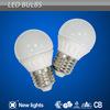 Ceramic LED bulb warm white 2700-3000k 3W new lighting bulb led